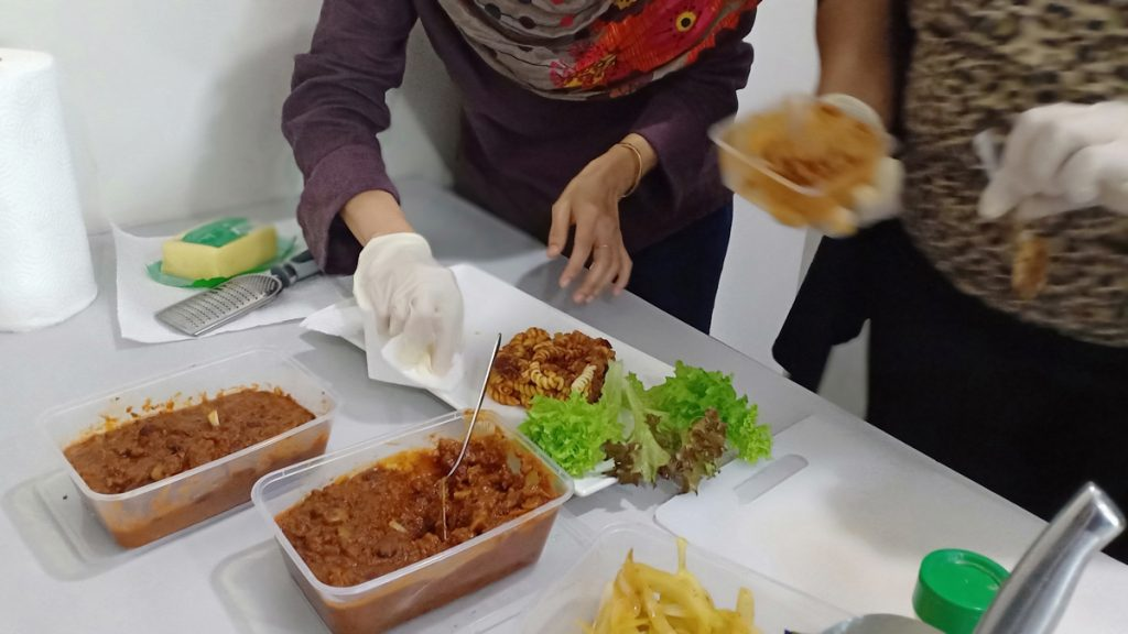 Kursus Pengendalian Makanan